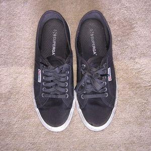 Dark Gray Superga Sneakers